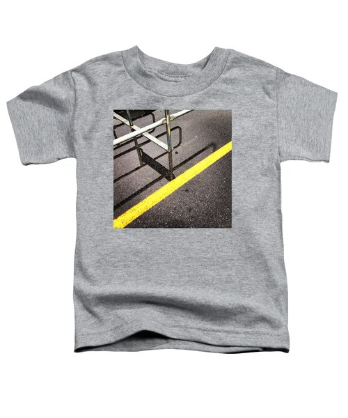 Cold Morning Shopping Toddler T-Shirt