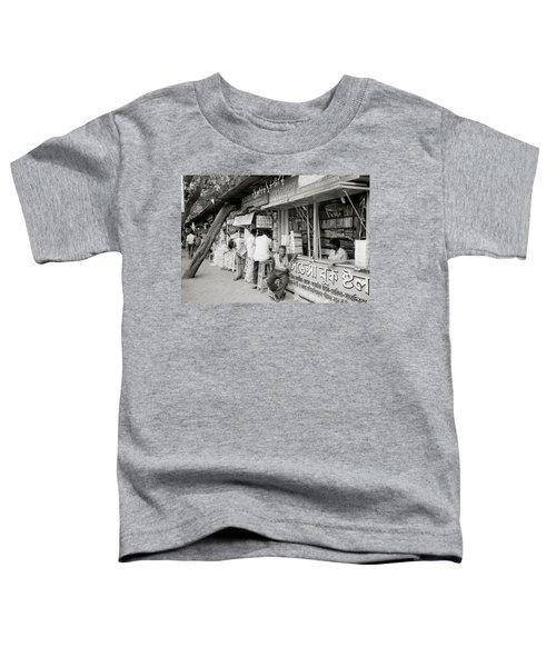 College Street Calcutta  Toddler T-Shirt