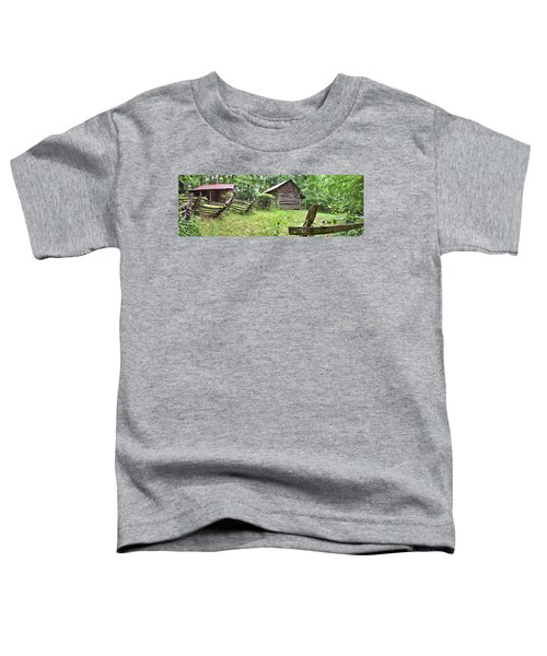 Colonial Village Toddler T-Shirt