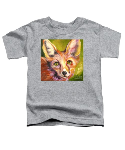 Colorado Fox Toddler T-Shirt