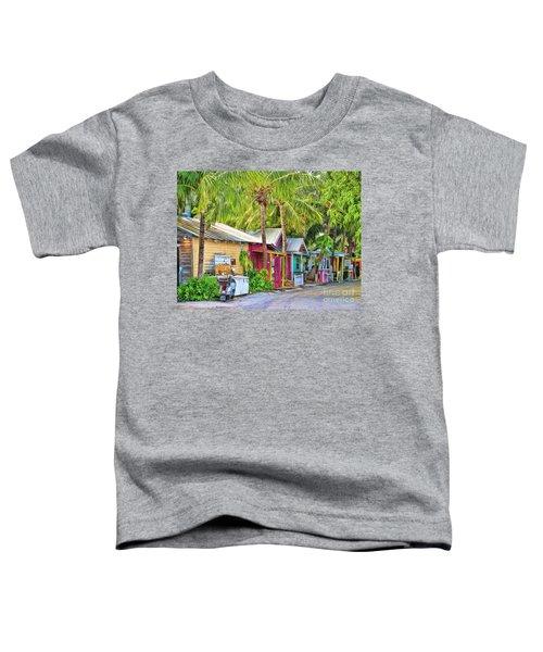 Lazy Way Lane Toddler T-Shirt