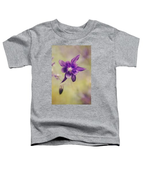 Columbine Flower Toddler T-Shirt