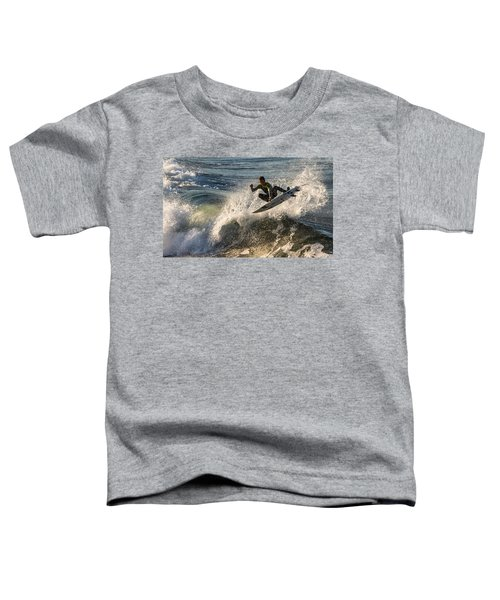 Coming Up For Air Toddler T-Shirt
