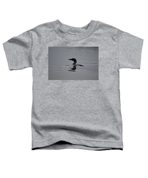 Common Loon Toddler T-Shirt