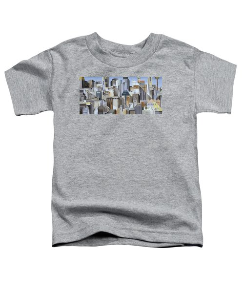 Composition Looking East Toddler T-Shirt