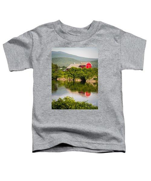 Connecticut River Farm Toddler T-Shirt