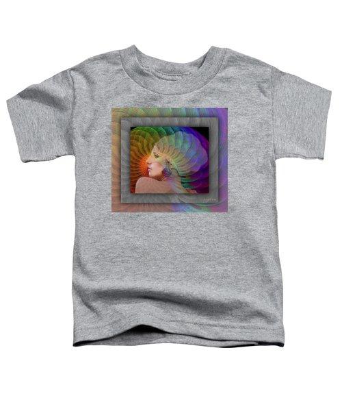 Consciousness Toddler T-Shirt