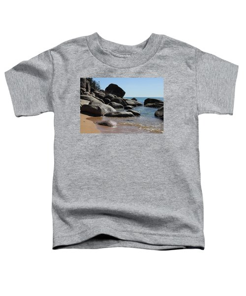 Contrast Toddler T-Shirt