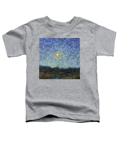 Cornbread Moon - Square Toddler T-Shirt