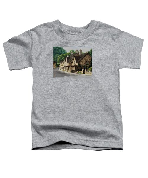Cotswold Street Toddler T-Shirt