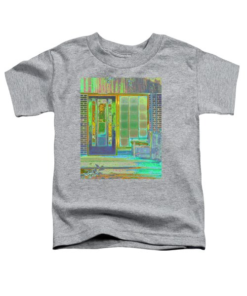 Cottage Porch Toddler T-Shirt