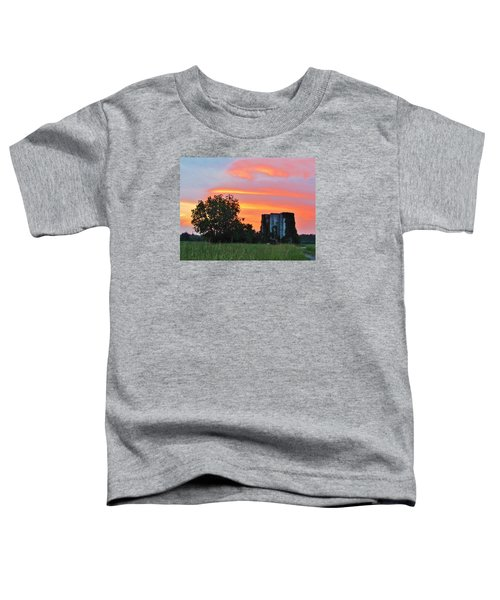 Country Sky Toddler T-Shirt