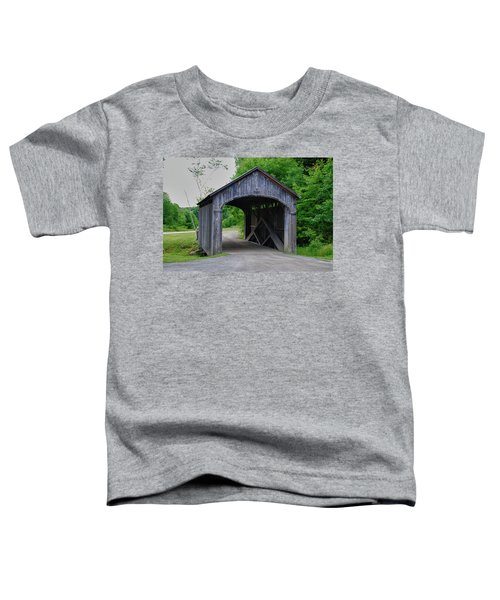 Country Store Bridge 5656 Toddler T-Shirt