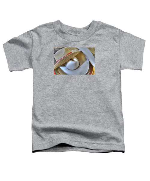 Cowboy Hats Toddler T-Shirt