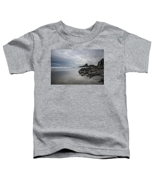 Cox Bay Afternoon  Toddler T-Shirt