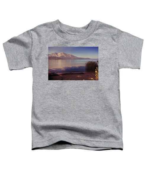Crisp And Clear Toddler T-Shirt