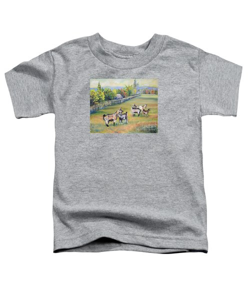 Croatian Goats Toddler T-Shirt