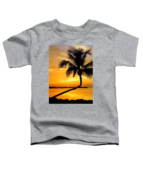 Crooked Palm Toddler T-Shirt