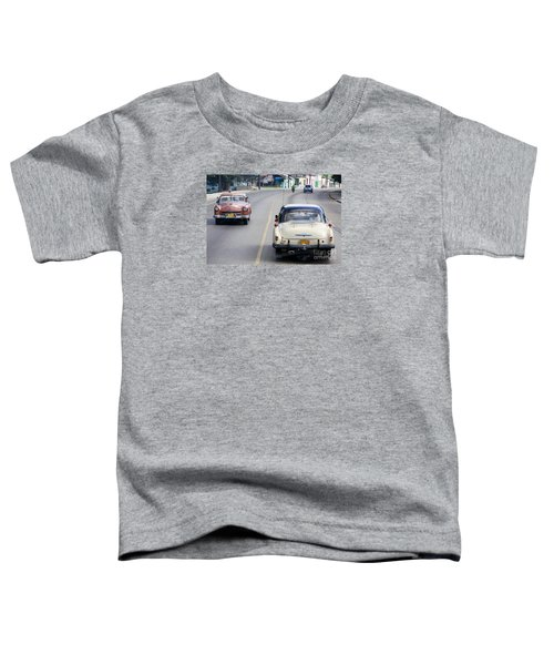 Cuba Road Toddler T-Shirt