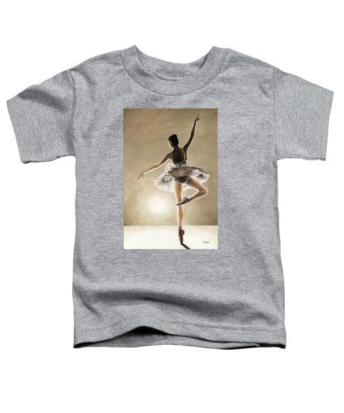 Dance Away Toddler T-Shirt