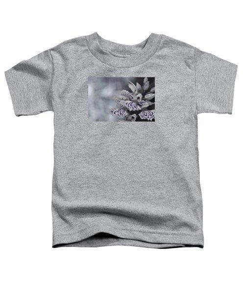 Dark Angel Of Flowers Toddler T-Shirt