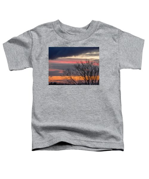 December County Clare Sunrise Toddler T-Shirt
