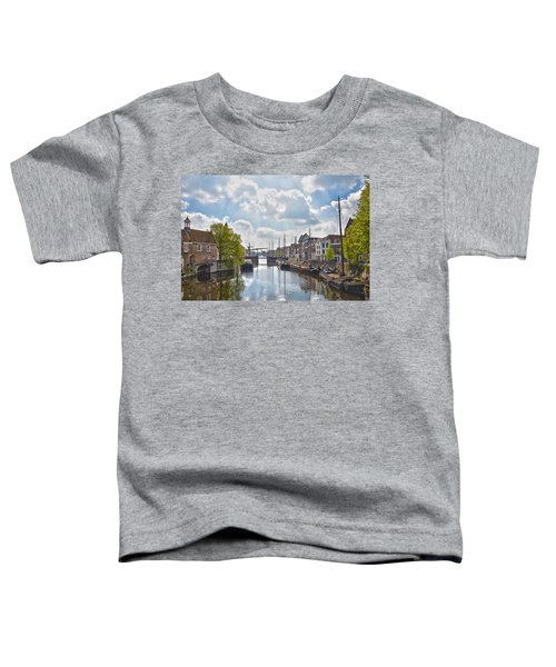 Delfshaven Rotterdam Toddler T-Shirt
