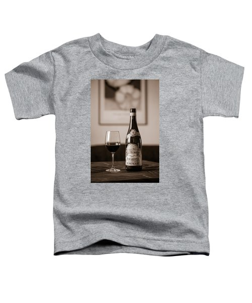 Delicious Amarone Toddler T-Shirt