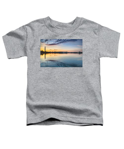 Toddler T-Shirt featuring the photograph Democracy Awakens by Sebastian Musial