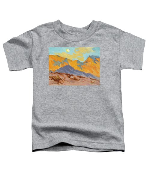 Desert Morning La Quinta Cove Toddler T-Shirt