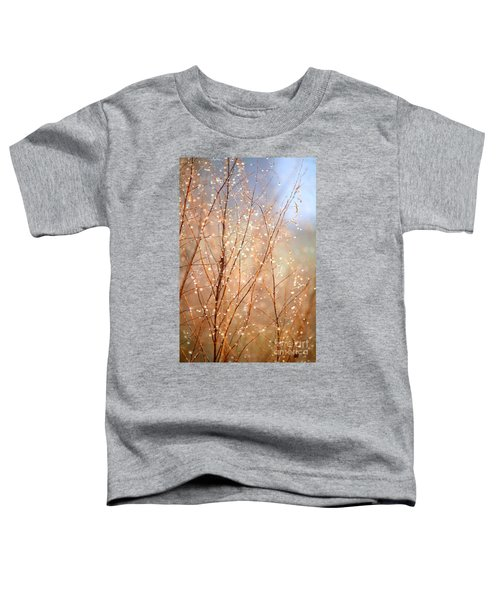 Dewdrop Morning Toddler T-Shirt
