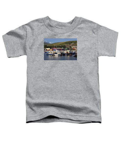 Dingle Harbour County Kerry Ireland Toddler T-Shirt