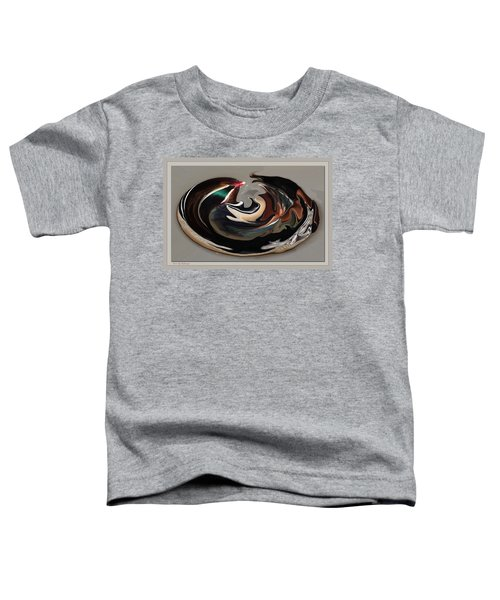 Disoriented Duck  Toddler T-Shirt