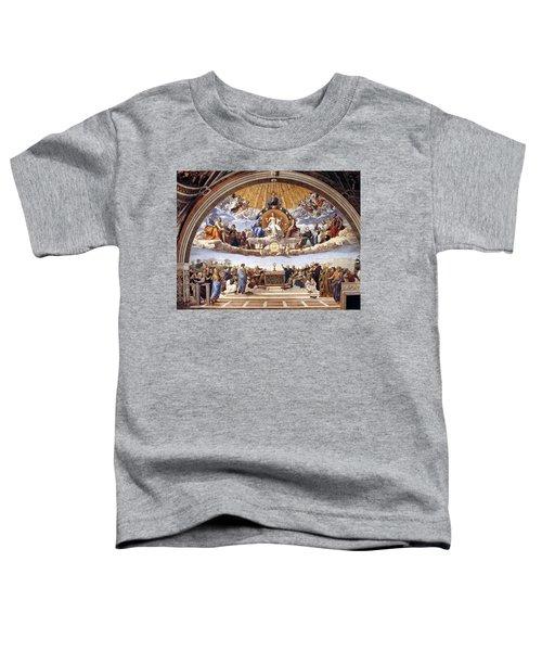 Disputation Of The Eucharist  Toddler T-Shirt