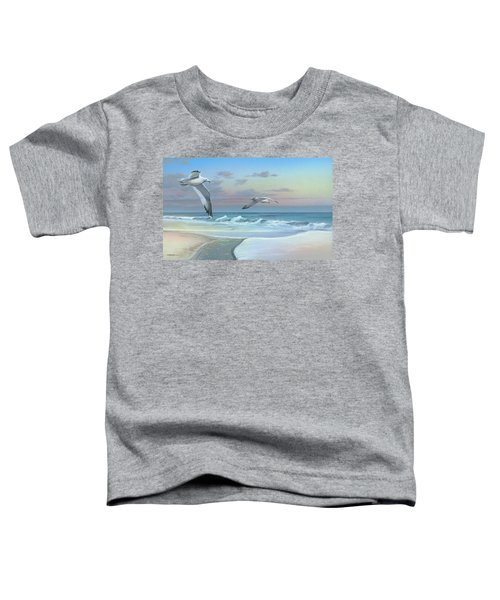Dissolving Time Toddler T-Shirt