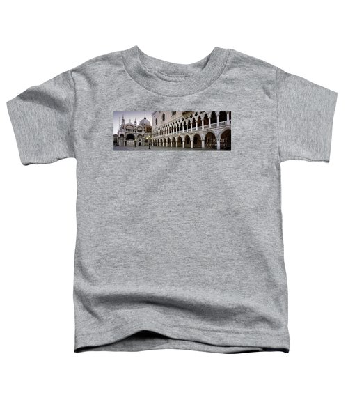 Doge's Palace And Basilica San Marco Toddler T-Shirt