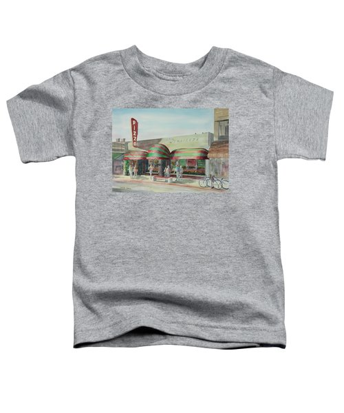 Domenicos In Long Beach Toddler T-Shirt