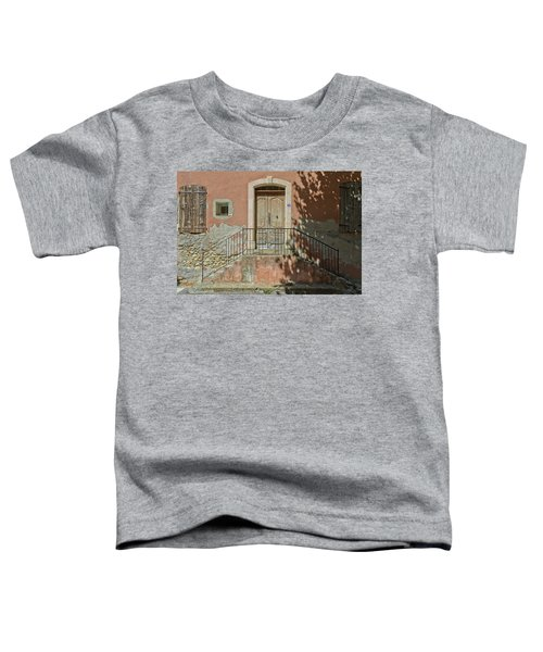 Door And Shadow Toddler T-Shirt