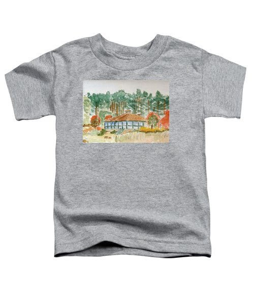 Dorrs Pondhouse Toddler T-Shirt