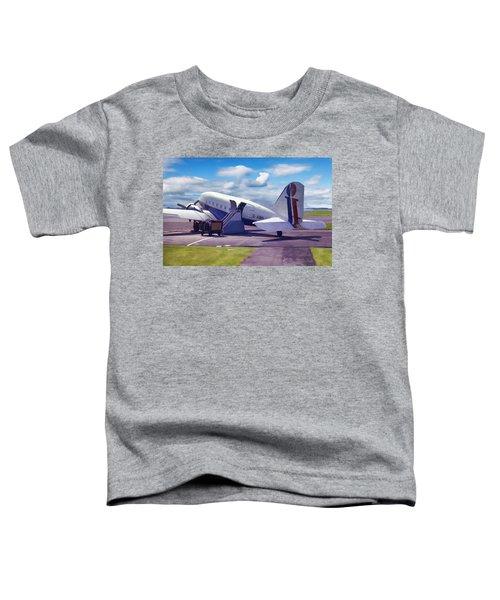 Douglas Dakota Dc3 Toddler T-Shirt