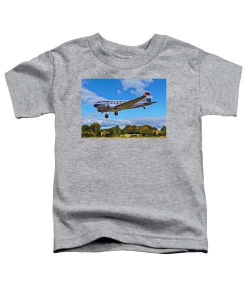 Douglas Dc3 Toddler T-Shirt