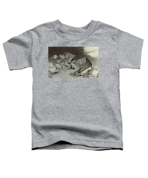 Dragon Toddler T-Shirt