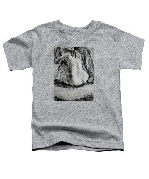Drapery Pull Toddler T-Shirt