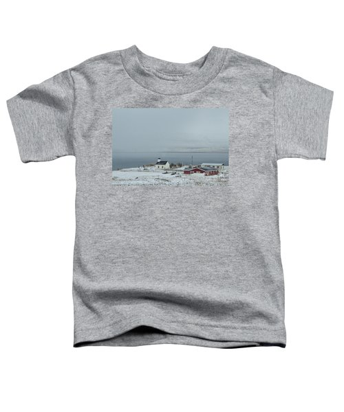 Dream Beneath Winter Mist Toddler T-Shirt