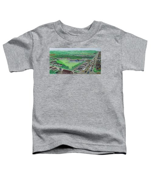 Dreamland Swimming Pool In Portsmouth Ohio 1950s Toddler T-Shirt