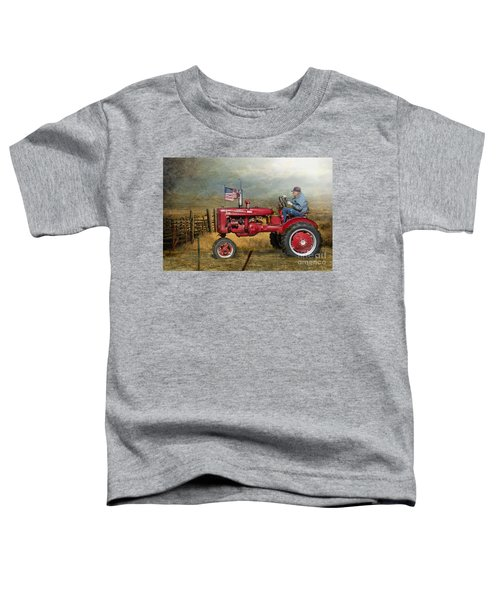 Dreams Of Yesteryear Toddler T-Shirt