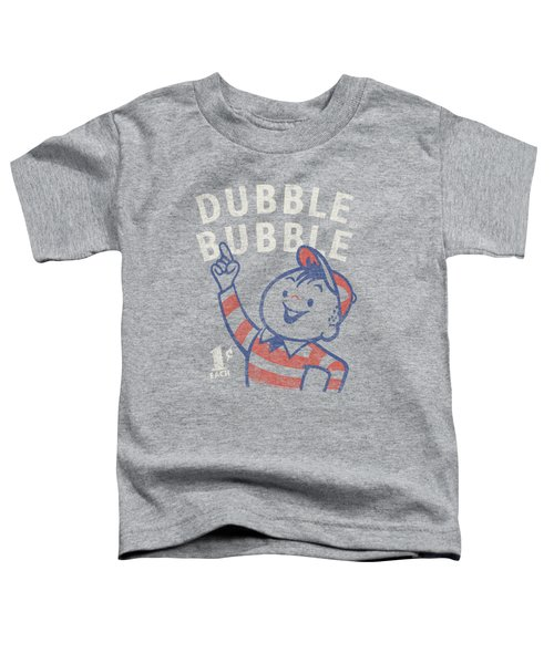 Dubble Bubble - Pointing Toddler T-Shirt