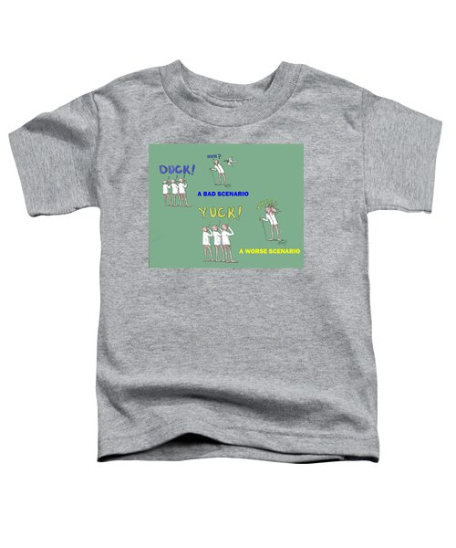 Duck Yuck Toddler T-Shirt