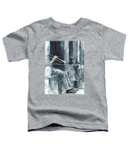 Echo Of The Spirit Toddler T-Shirt