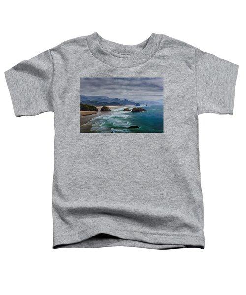 Ecola Viewpoint Toddler T-Shirt